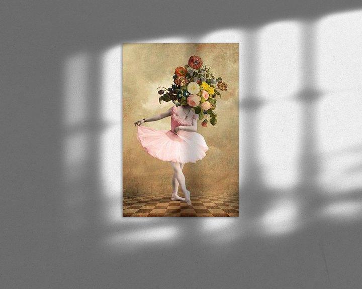 Sfeerimpressie: Botanical Ballet van Marja van den Hurk