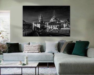 Lausanner Kathedrale von Yann Mottaz Photography