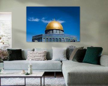 al aqsa moskee in jerusalem