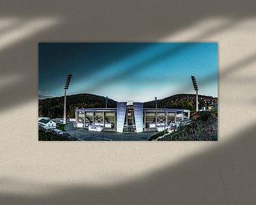 Erzgebirgsstadion 1 van Johnny Flash