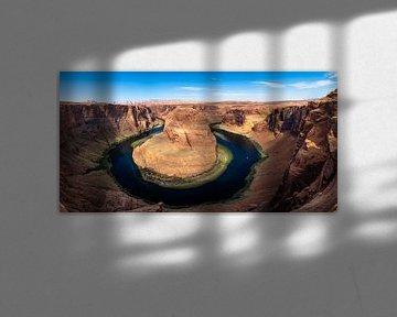 "Horseshoe Bend, Page ""Colorado River"" van Jeroen Somers"