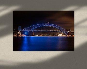 Harbour Bridge SYDNEY - Australien von Jiri Viehmann