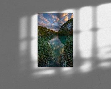 Eine Ebene aus reinem Wasser von Joris Pannemans - Loris Photography