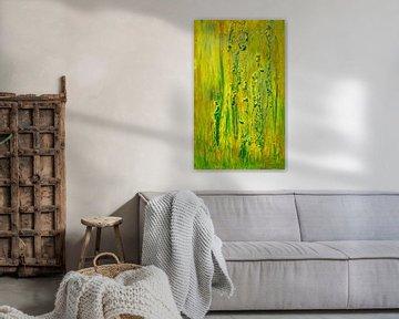 Grüne Pracht von Sander Veen