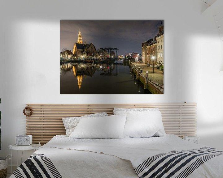 Sfeerimpressie: Avond in het oude centrum van Maassluis van Catstye Cam / Corine van Kapel Photography