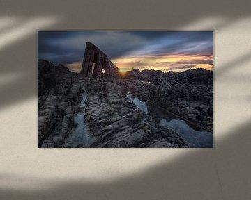 Donkere Titan (Asturië / Noord-Spanje)