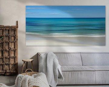 Stille Oceaan van Claudia Moeckel