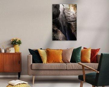 Wasserfall von Varone