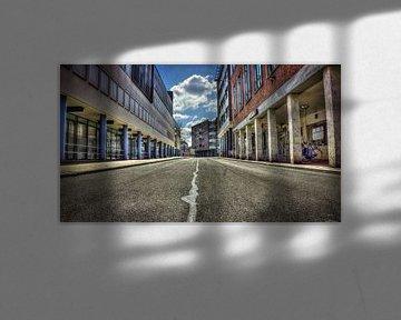 Kreupelstraat in Groningen van Groningen Fotografie