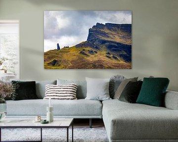 The Storr - Ile de Skye Ecosse