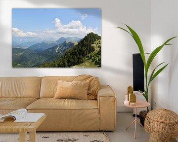 Alpen Frankrijk van Ruud Wijnands