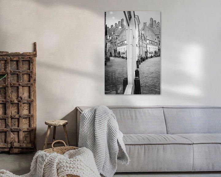 Sfeerimpressie: Muurhuizen Amersfoort van Ester Overmars