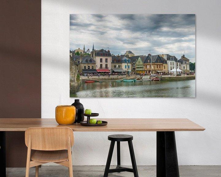 Sfeerimpressie: Schilderachtig Frankrijk van Mark Bolijn