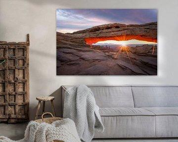 Mesa Arch van Mario Calma