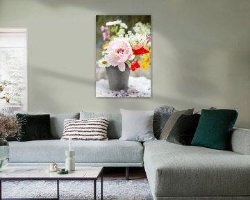 Sommerblumen von Guna Andersone