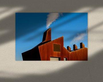 Fabrikarchitektur von Laura Maessen