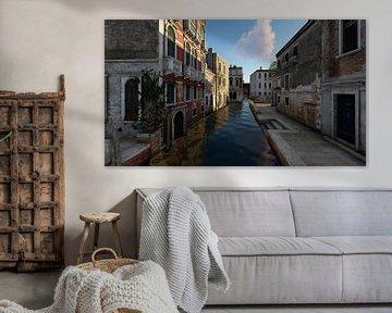 Venedig später am Tag von H.m. Soetens