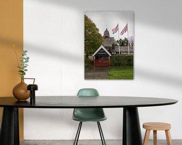 Noorse Zeemanskerk in Rotterdam van Charlene van Koesveld