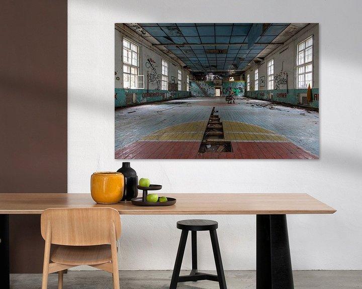 Beispiel: Turnhalle von Tilo Grellmann   Photography
