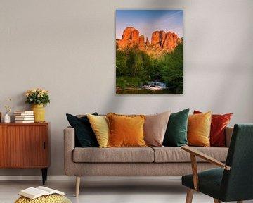 Cathedral Rock in Sedona, Arizona, Arizona