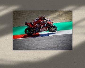 Andrea Dovizioso/MotoGP Mugello Italy van Marco Dek