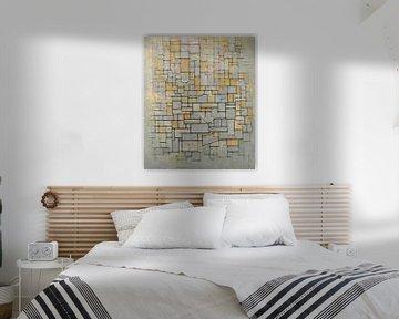 Komposition, Piet Mondrian