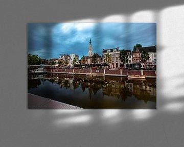 Donkere wolken boven Breda van Martijn Mureau