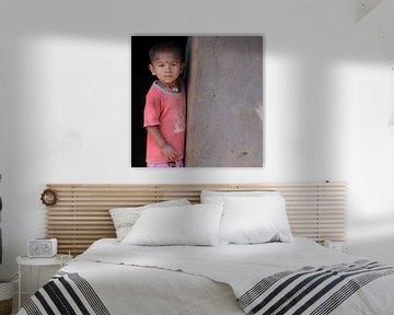 Jongen Odisha van Affect Fotografie