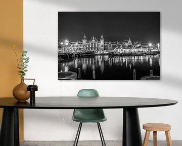 AMSTERDAM ZW/WT von Jan Messink