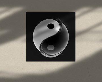 Boule Yin-Yang 2 sur Jörg Hausmann
