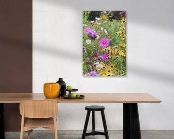 Blumen im Kleingarten von Anneke Beemer