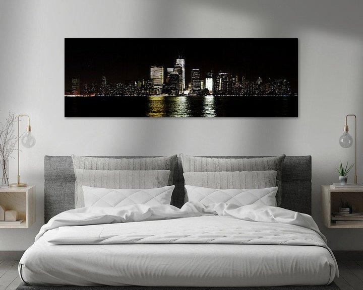 Sfeerimpressie: New York City by Night van Renate Knapp