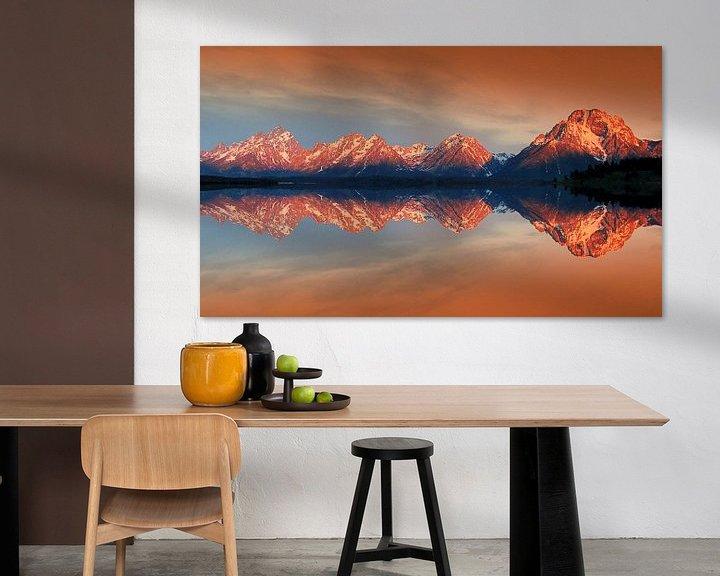 Sfeerimpressie: Grand Teton National Park van Renate Knapp
