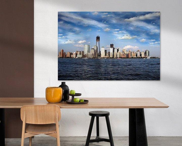 Sfeerimpressie: New York City van Renate Knapp