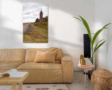 Leuchtturm Sankt Peter-Böhl von Alexander Wolff