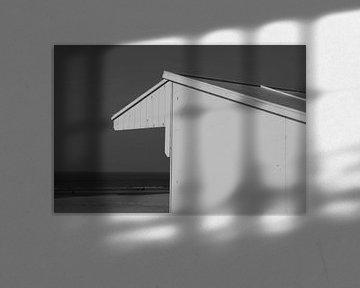 Strandhütte 2.0 von Mattijs Deprez