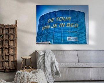 De Tour win je in bed van Fons Simons