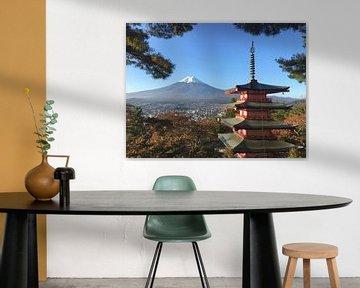 Mont sacré Fuji San