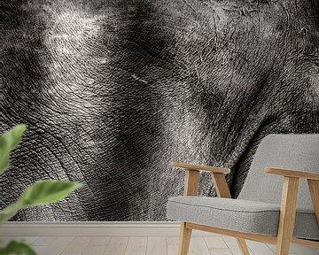 Huid textuur van Rien Gieltjes