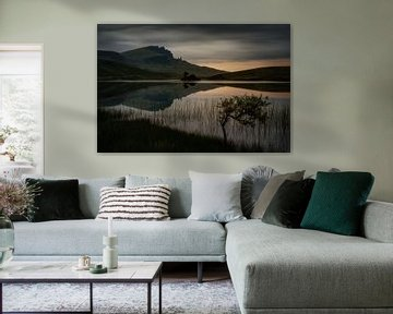 Loch Fada van Wojciech Kruczynski