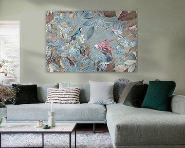 Vögel im Paradies von Andrea Haase