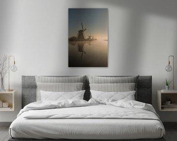 Molens Kinderdijk van Moetwil en van Dijk - Fotografie