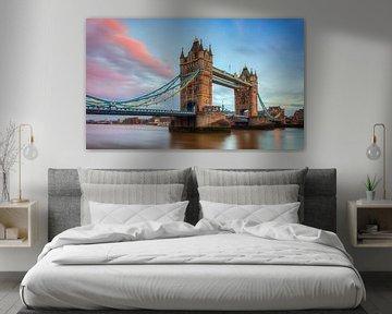 Tower Bridge, London von Adelheid Smitt