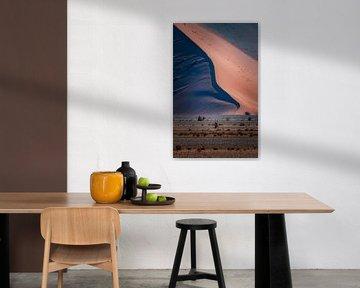 Der einsame Oryx von Joris Pannemans - Loris Photography