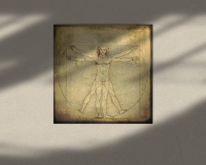 Sfeerimpressie: Learn how to see - Leonardo da Vinci van Studio Papilio