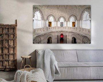 Wunderschönes verlassenes Schloss. von Roman Robroek