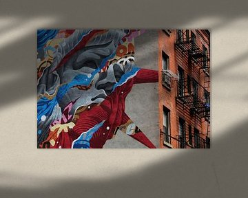 Freiheitsstatue New York City von Berg Photostore