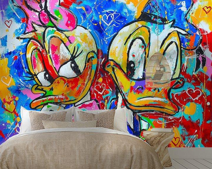 Beispiel fototapete: Disney von Vrolijk Schilderij