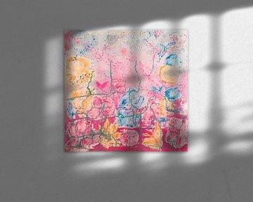 bloemencorso van Freds Atelier