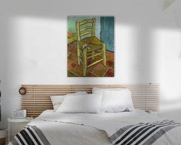 Van Goghs Stuhl, Vincent van Gogh